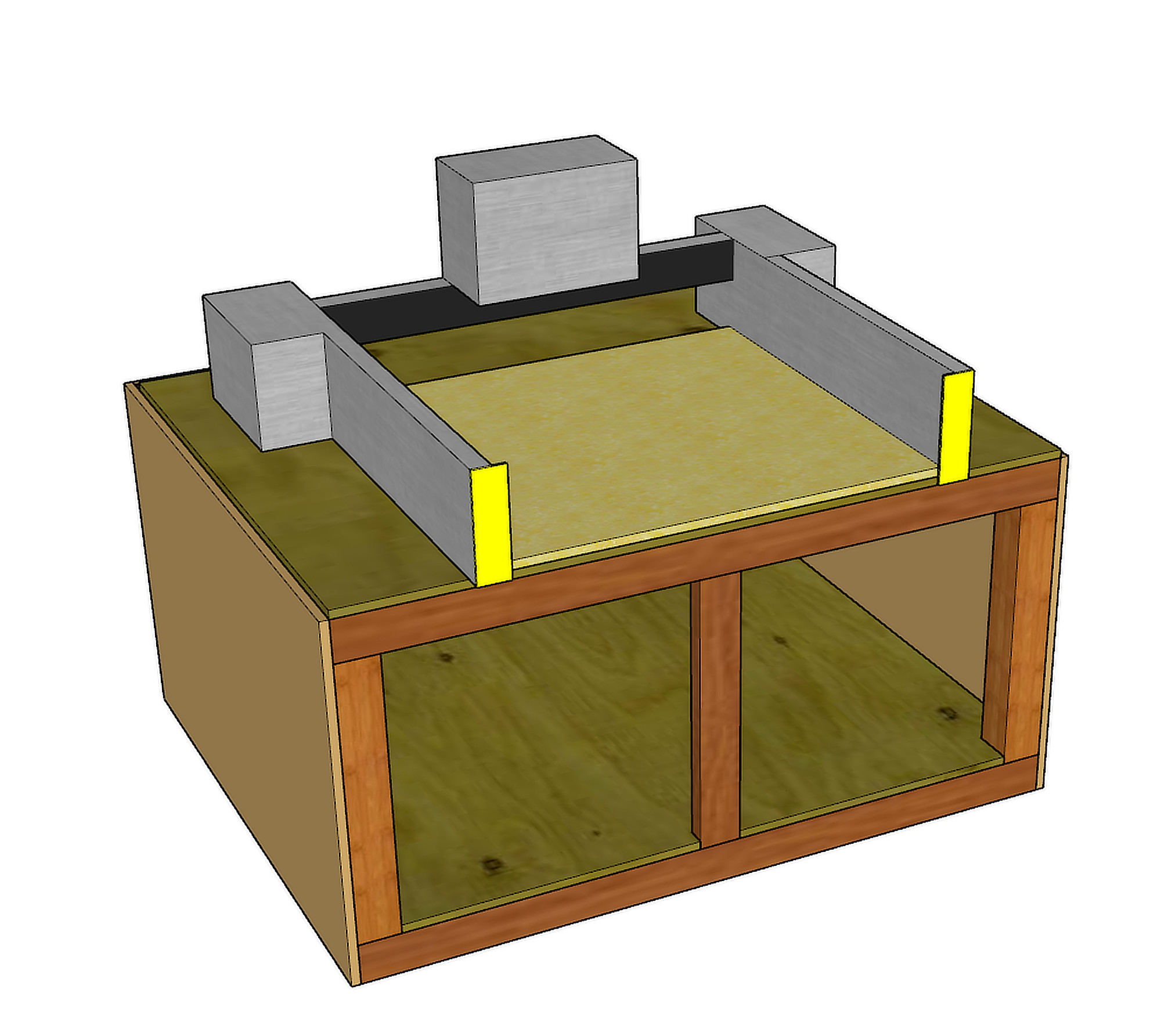 CNC table